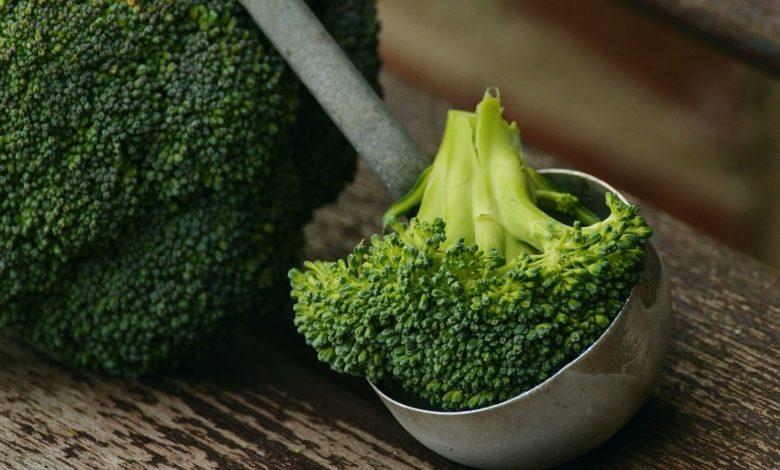 Menopausia brócoli