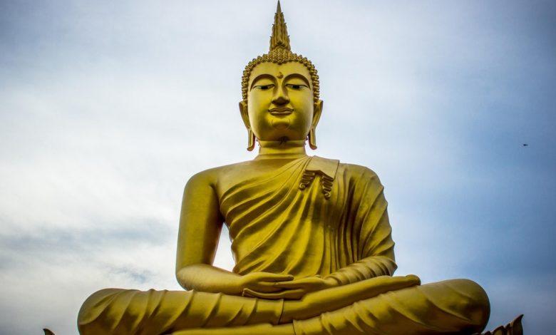 Preceptos Buda