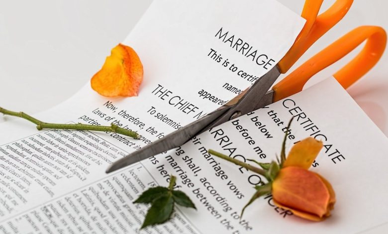 El divorcio en Nuevo León