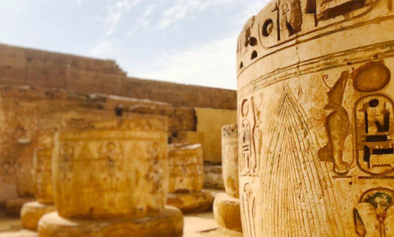Egipto: hallan gran ciudad enterrada