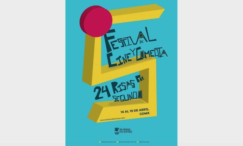 Festival de Cine y Comedia, 24 Risas por Segundo