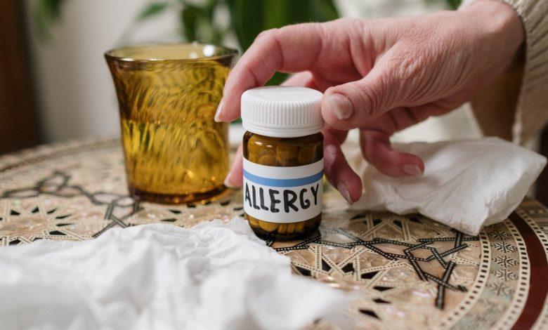 Rinitis alérgica, síntomas