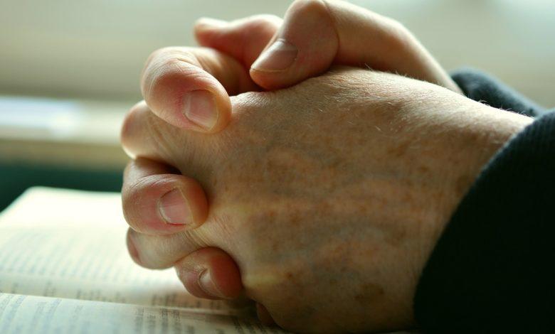 Necesidad espiritual en adultos mayores