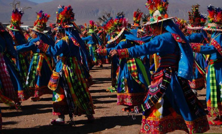 Disfruta de danzas mestizas en el Festival Zacatecas del Folclor Internacional 2021