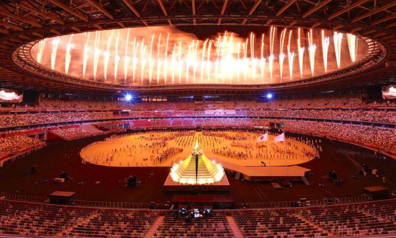 Alejandro Sanz canta en los Juegos Olímpicos