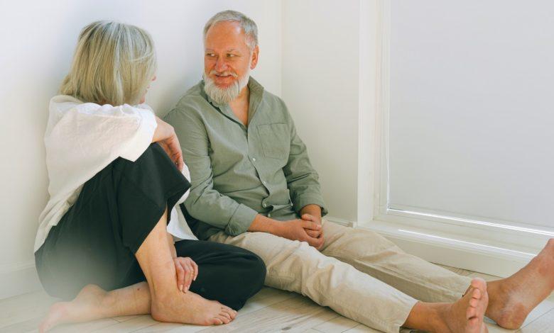 Infecciones de transmisión sexual en adultos mayores