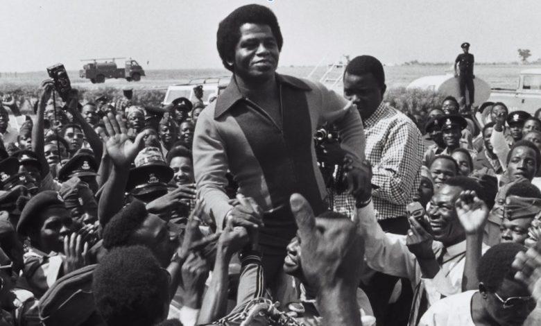 James Brown y su herencia