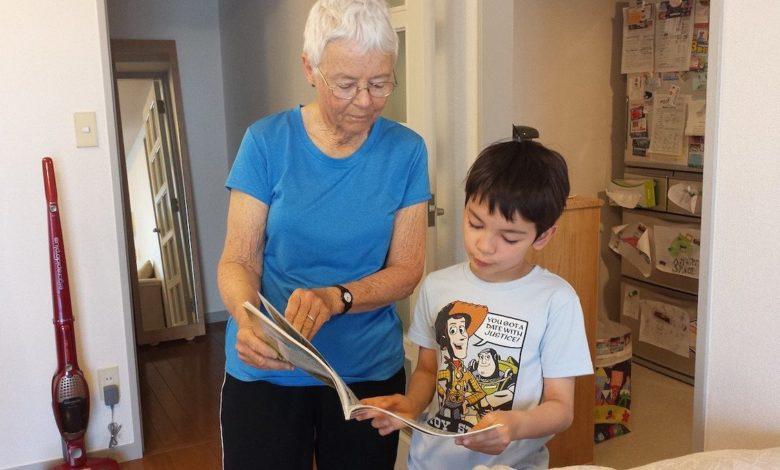 Fomentar la lectura en tus nietos
