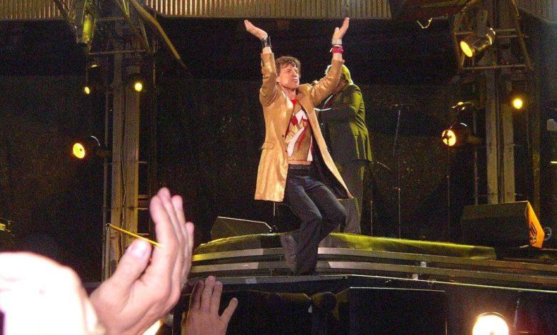 Mick Jagger cumple 78