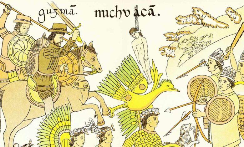 """""""1521. La Conquista de México en el arte"""", libro que abarca 500 años"""