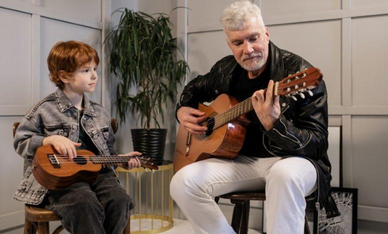 4 placeres que te animarán a expresarte con la guitarra