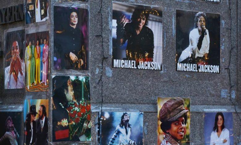 El fantasma de Michael Jackson se casa con una médium