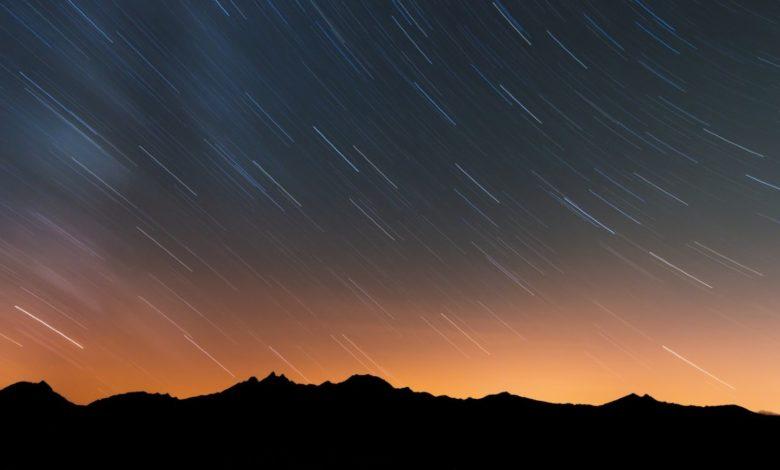 ¡Habrá lluvia de estrellas! Dónde, cuándo y cómo verlas