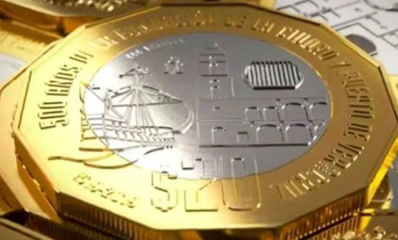 Monedas de 20 pesos, ¿se cotizan hasta en 35 mil pesos?