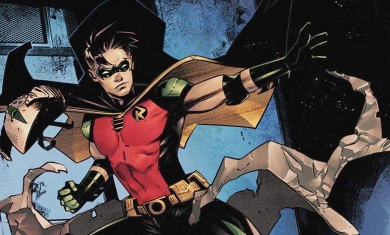 Robin sale del clóset en el último cómic de Batman