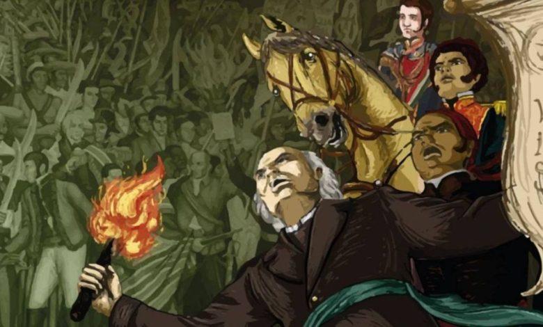 Lo que no sabías del caballo heroico de la Independencia de México