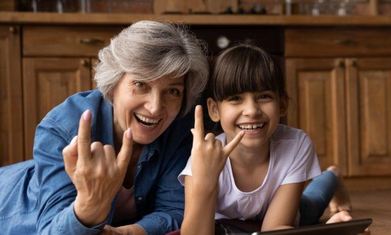 Crianza positiva: 5 consejos para que los abuelos la ejerzan