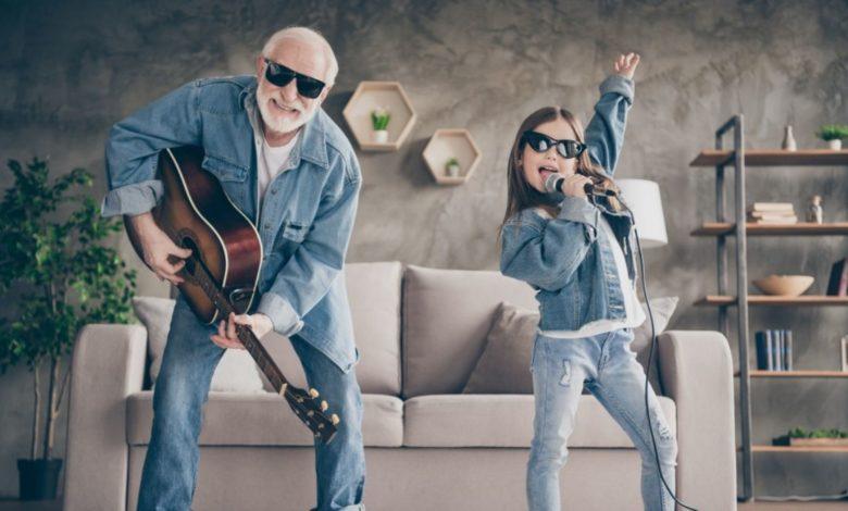 Crianza positiva ¡el papel de los abuelos!