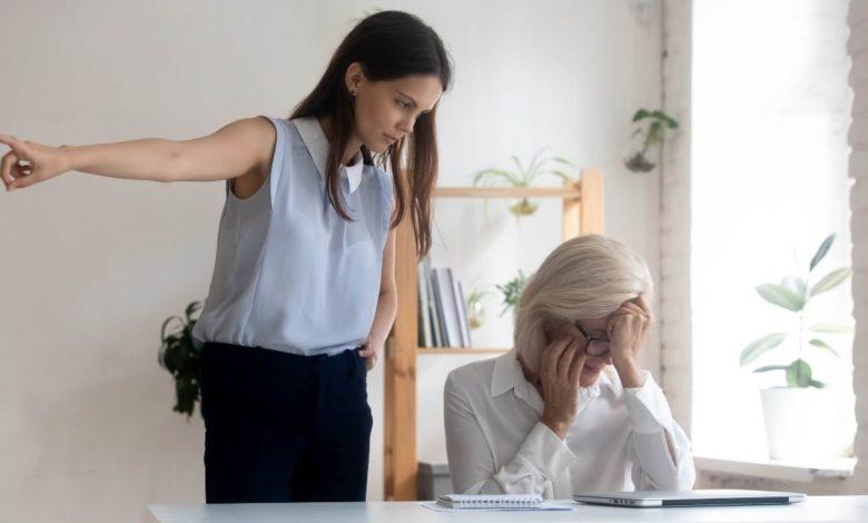 Discriminación por la edad en el ámbito laboral