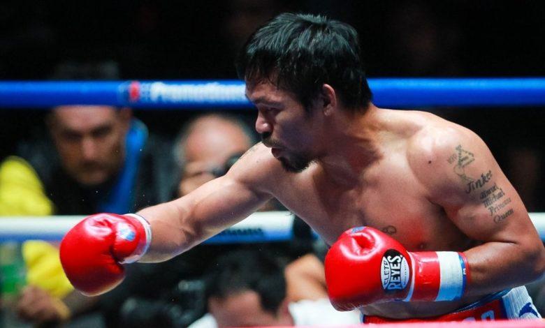 Manny Pacquiao le dice adiós al ring ¡el campeón se retira!