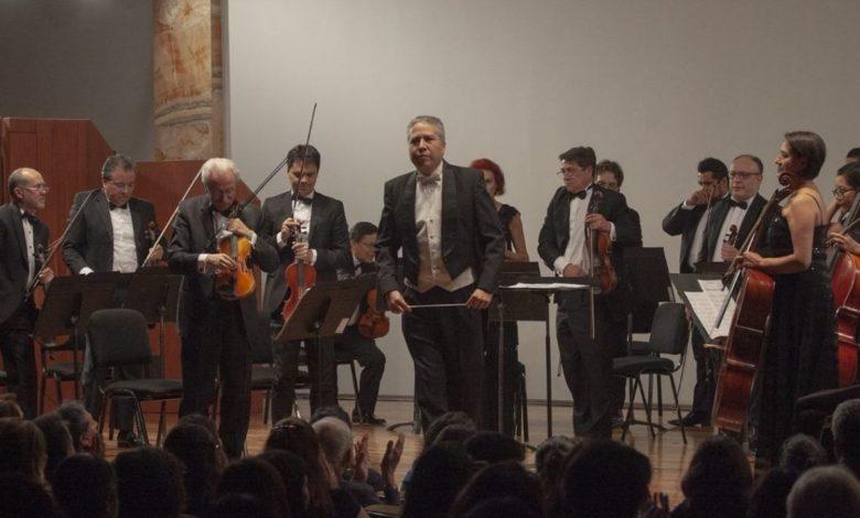 La Orquesta de Cámara de Bellas Artes inicia presentaciones ¡Checa la cartelera!