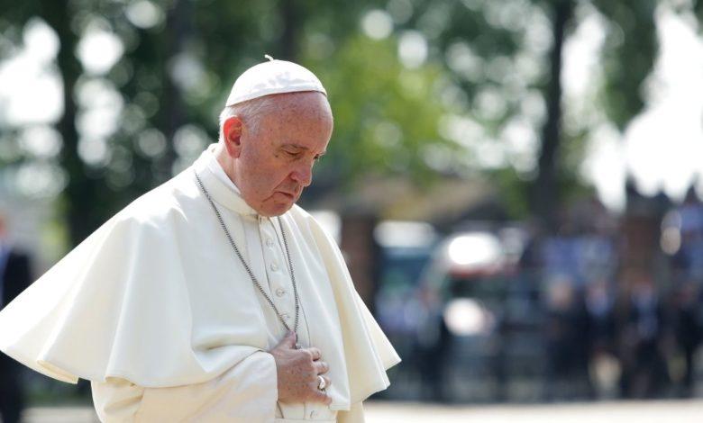 "Papa Francisco se disculpa con México por ""errores"" del pasado"