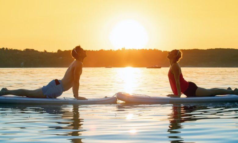 Sup Yoga: ¿qué es y cuáles son sus beneficios?