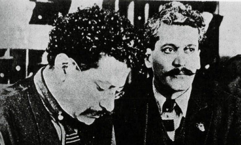 En memoria de Ricardo Flores Magón, periodista precursor de la Revolución Mexicana