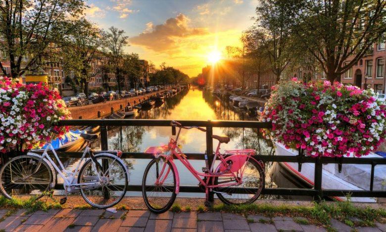 Holanda invita a mexicanos a una rodada virtual en bici, en pro del medio ambiente