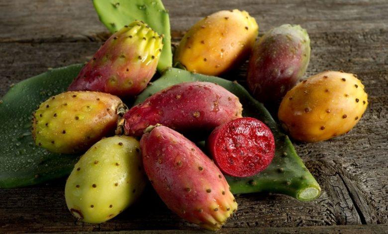 Tunas rojas rostizadas en salsa verde ¡Viva México y su gastronomía!