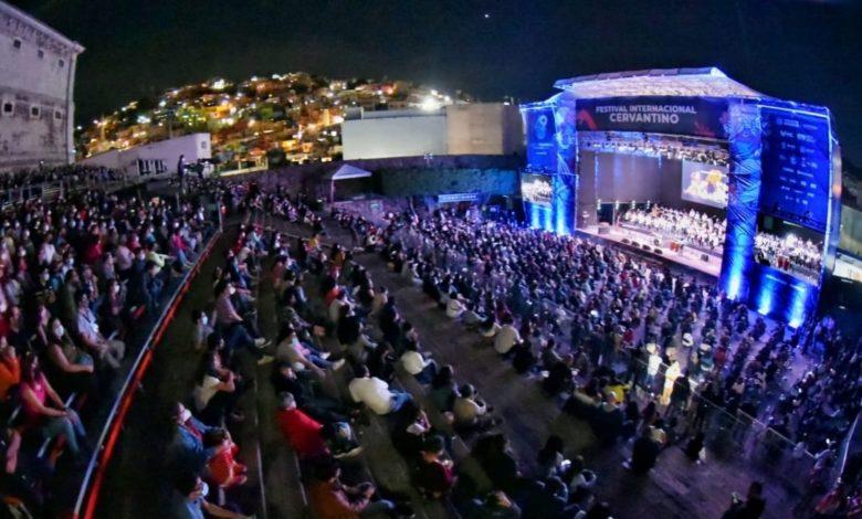 Arranca Festival Internacional Cervantino en formato híbrido