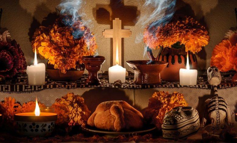 Ofrendas del Día de Muertos en el Centro Histórico ¡no te las pierdas!