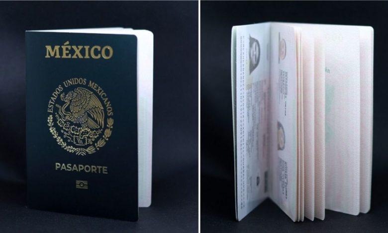 El pasaporte electrónico mexicano ¿dónde sacarlo?
