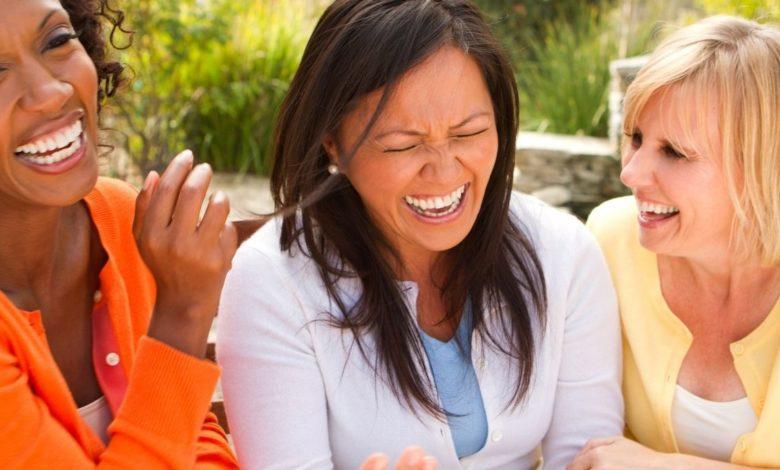 No es broma: reír adelgaza