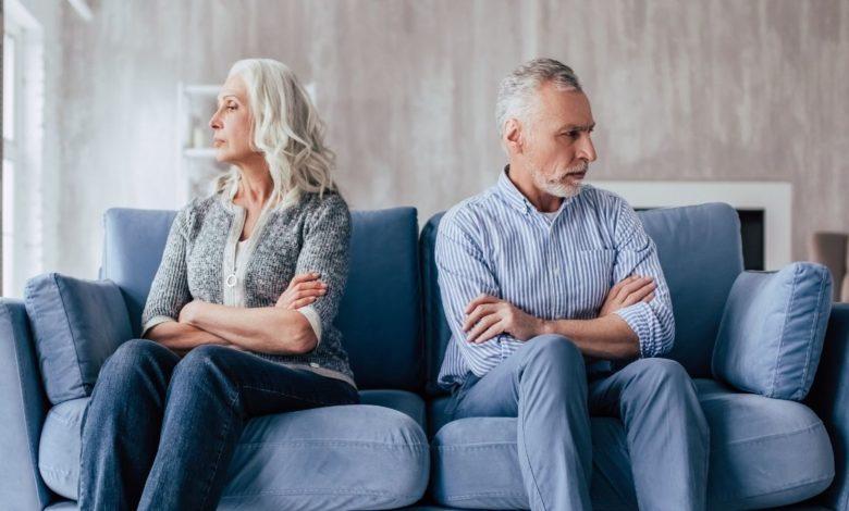 5 claves para superar el divorcio después de los 50